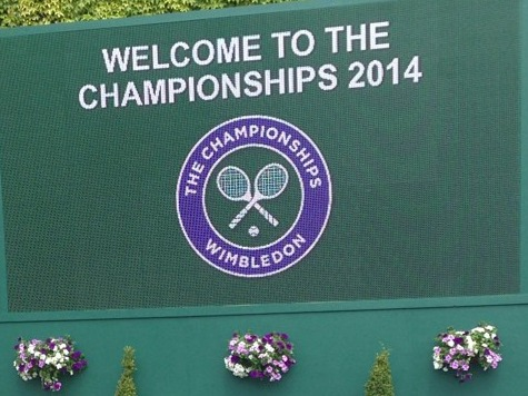 Wimbledon Bans Flasks of Tea to Strengthen Security