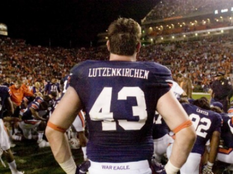 Beloved Former Auburn Player Philip Lutzenkirchen Dies in Car Accident