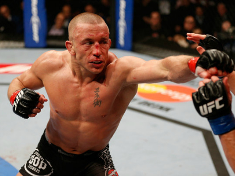 Georges St. Pierre Apologizes for Letter Supporting Drug Kingpin