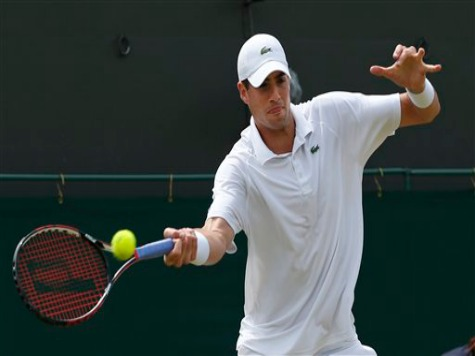 No More Americans Left in Wimbledon Singles Draw After John Isner Ousted
