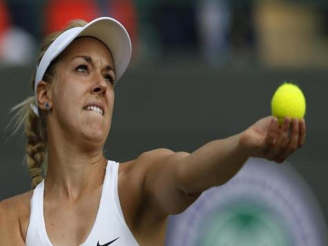 Sabine Lisicki Advances at Wimbledon, Defeats Ana Ivanovic