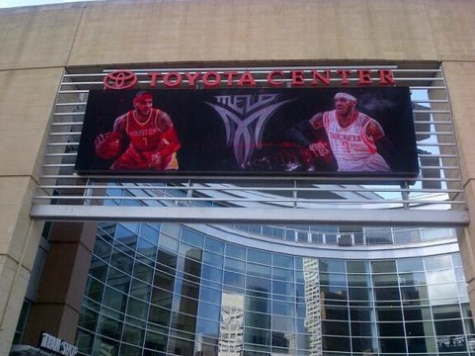 Disrespect: Rockets Depict Free Agent Carmelo Anthony Wearing Jeremy Lin's #7