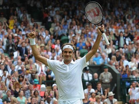 Wimbledon Semis Complete After Djokovic, Federer, Raonic Wins
