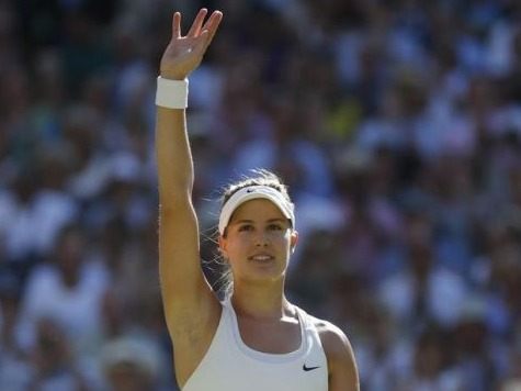Eugenie Bouchard First Canadian to Reach Wimbledon Finals
