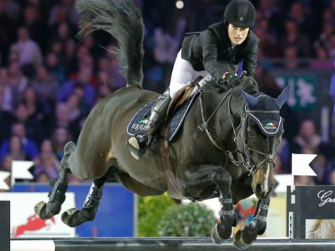 Bruce Springsteen's Daughter to Jump into Los Angeles Equestrian Event