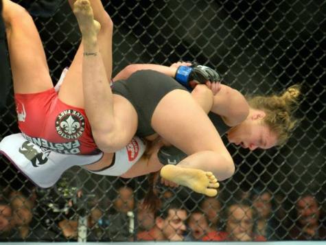 UFC Women's Queenpin Ronda Rousey Champions Forgotten Martial Art