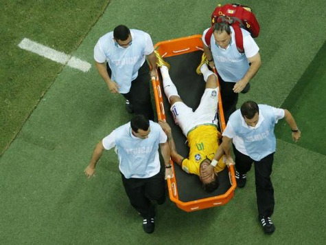 Neymar Couldn't Feel Legs, Thought He Was Paralyzed After Fracturing Back