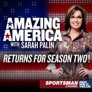 Second Helping of Mama Grizzly: Sportsman Channel Renews Sarah Palin Show