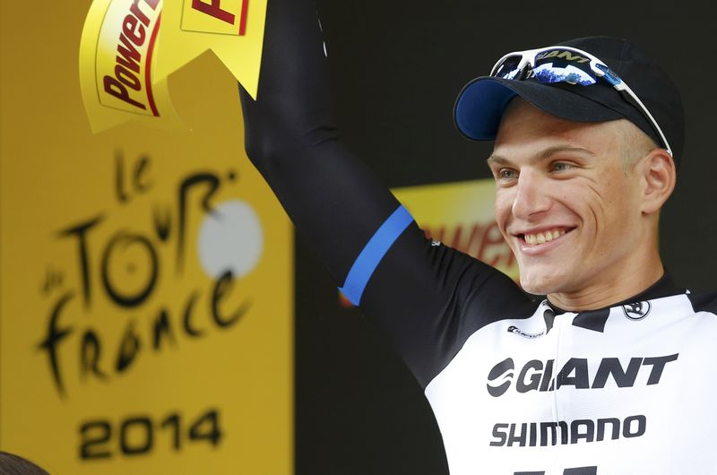 Marcel Kittel Too Strong Again as German Takes Tour Stage