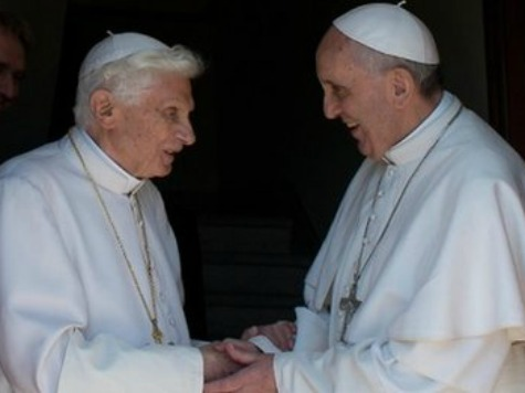 Pope against Pope: Homelands of Benedict and Francis Face Off in World Cup Final
