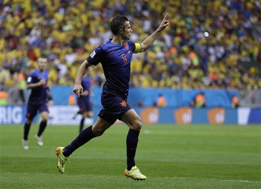 Netherlands Beats Host Brazil 3-0 to Finish 3rd at World Cup
