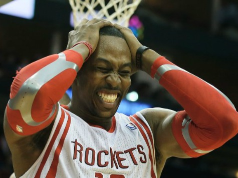 Kevin Durant Repeatedly Calls Dwight Howard Another Name for a Cat