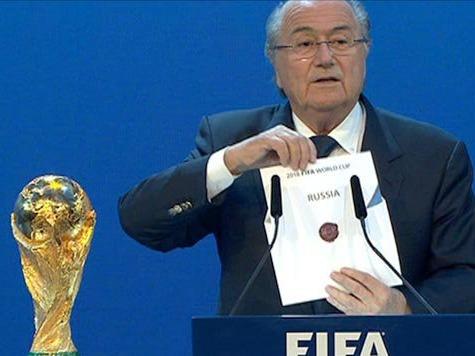 Russia Says Ukraine Crisis Won't Impact 2018 World Cup