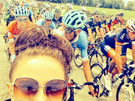 Smart Phones, Dumb People: Cycling and Selfies Don't Mix