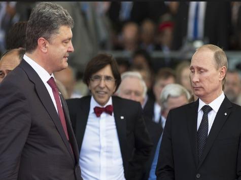Ukraine President Petro Poroshenko Won't Attend World Cup Final