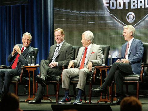 Roger Goodell: Football Safer, Players on Field Living Longer Than Men in Stands
