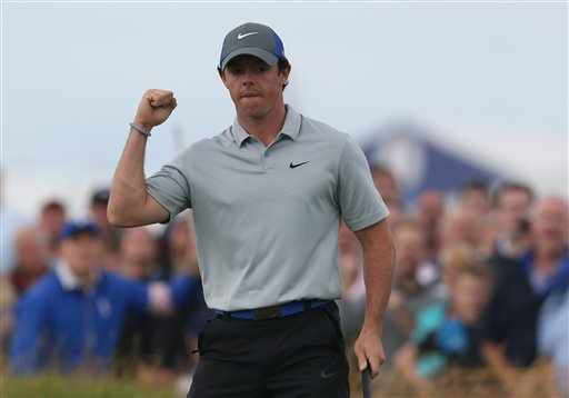Storms Hold Off, Rory Holds Off All Challengers