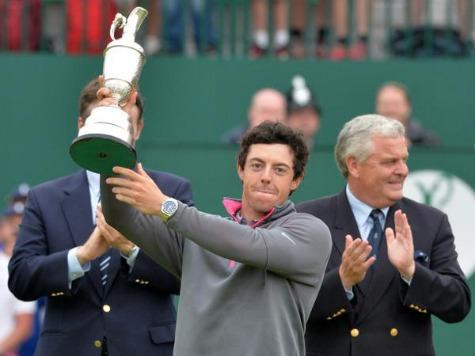Rory McIlroy Wins British, One Major Shy of Career Grand Slam