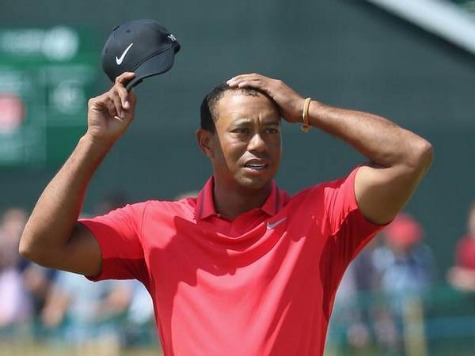 Tiger Woods Five Shots Worse than 64-Yr-Old Ryder Cup Captain Tom Watson