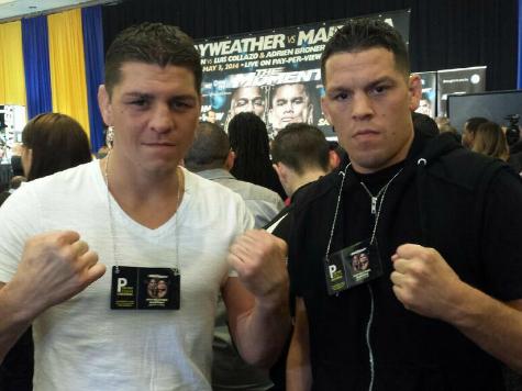 Nick Diaz Returns to UFC