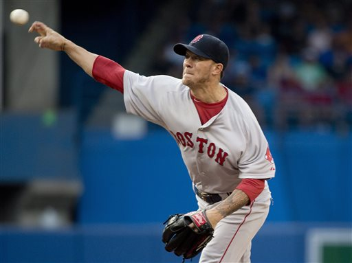 Giants to Acquire Peavy from Red Sox