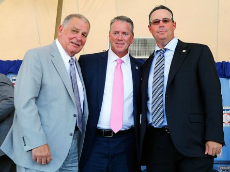 Braves Trio, The Big Hurt Headline HOF Class