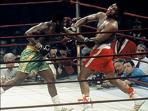 Ali Gloves Grab Big Bucks at Auction