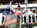 Dale Jr. Completes Season Sweep at Pocono