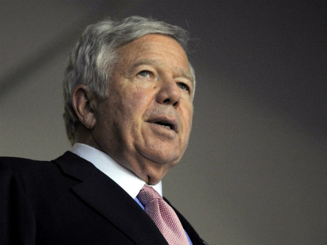 Pats Owner Robert Kraft Writes to L.A. Family of Fallen IDF Soldier