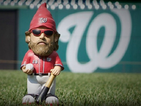 Jayson Werth Gnome Night Came and Went Without Any Fatalities Inflicted by the Covetous Mob