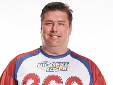 Former NFL QB Competes on 'The Biggest Loser'