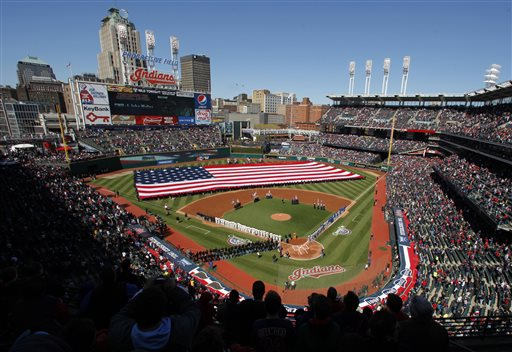 Indians to Remodel Progressive Field