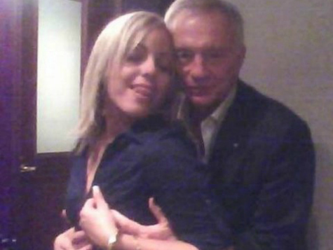 Ex-Stripper Sues Jerry Jones, Dallas Cowboys
