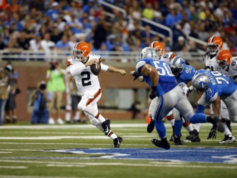 Johnny Ratings: Manziel Debut Gets Record Preseason Ratings