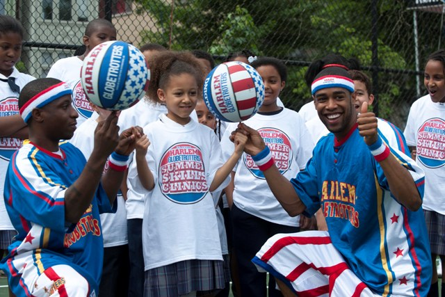 Still Zany After All These Years: Harlem Globetrotters Impress On and Off Court