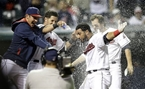 Mike Aviles Homers in 11th, Indians Beat Orioles 2-1