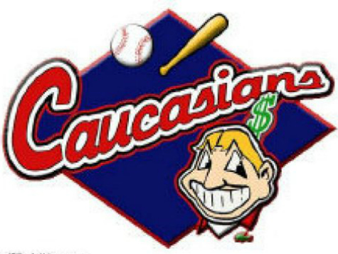 Why Chief Wahoo's Caucasian Brother Doesn't Bother White People