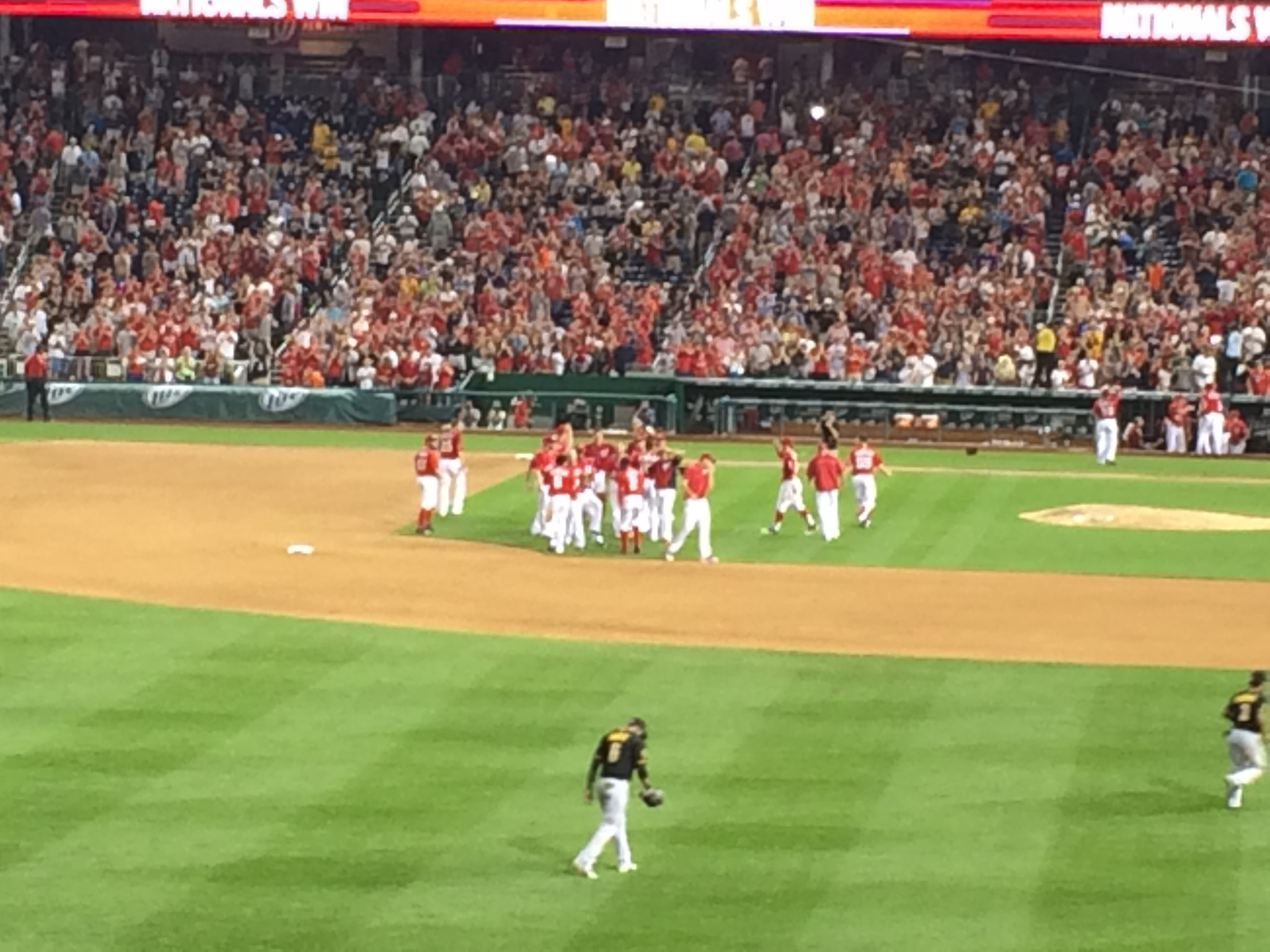Washington Wins Wild One over Pirates in Extras