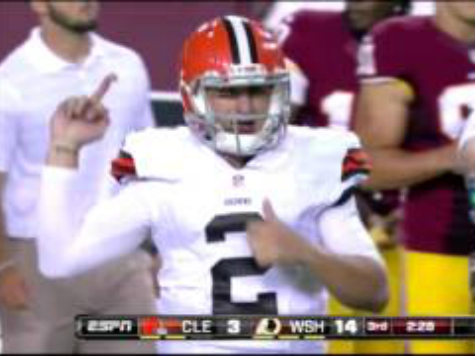 Are You Ready for Some Johnny Football?