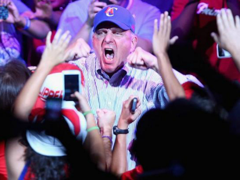 The Anti-Sterling: New Clippers Owner Steve Ballmer Wows Crowd