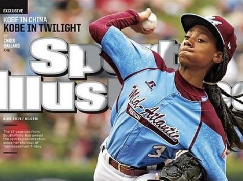Mo'ne Davis Still Eligible For NCAA Sports After World Series Commercial