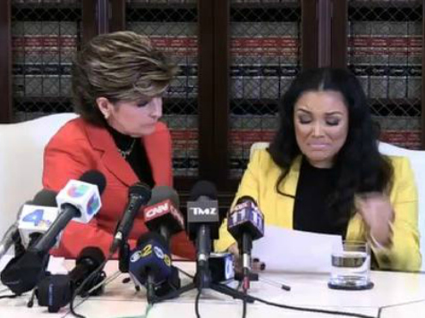 Money: Gloria Allred Sues Floyd Mayweather for Posting Sonogram of Aborted Twins