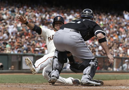 MLB Clarifies Home Plate Collision Rule