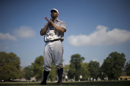 Vintage Baseball Proves a Hit with Modern Players