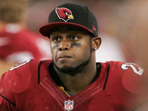 Cardinals RB Arrested on Domestic Violence Charges