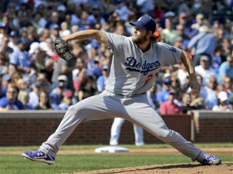 Clayton Kershaw Pitches on Short Rest Tonight