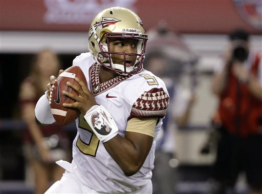Florida State Suspends Jameis Winston for Entire Game