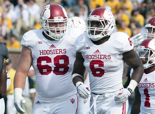 Indiana Upsets No. 18 Missouri 31-27