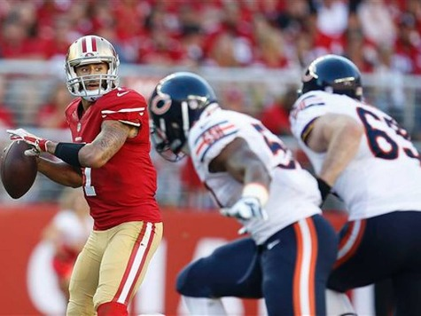 Bears Player: 49ers QB Kaepernick Did Use 'N-Word' to Get 'Inappropriate Language' Penalty