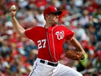 Zimmermann Throws Nats' First No-Hitter on Last Day of Season